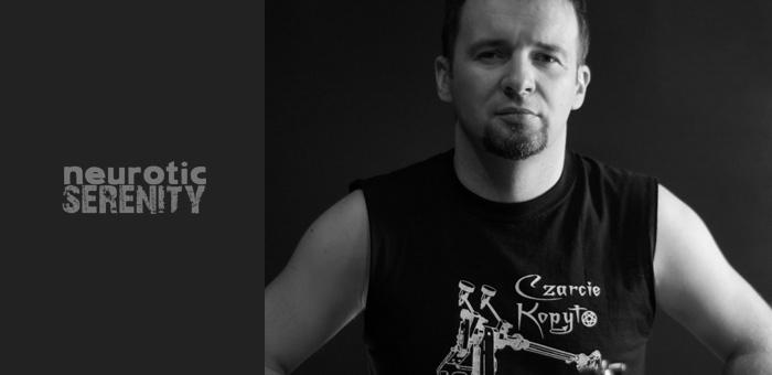 Paweł-Lachowicz-NEUROTIC-SERENITY-czarcie-kopyto-artist-front