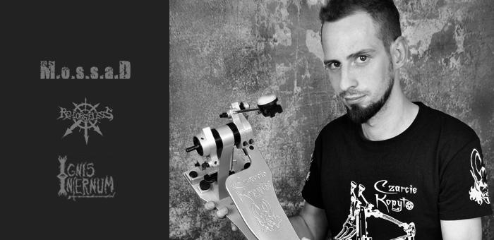 Robert-Burzyński-MOSAD-czarcie-kopyto-artist-front