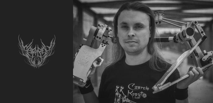 Rafał-Wiaderek-WARBELL-czarcie-kopyto-artist-front