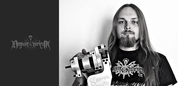 michael-Querk-czarcie-kopyto-artist-front