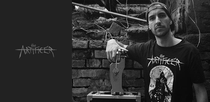 emil-olszewski-the-artificer-czarcie-kopyto-artist-front